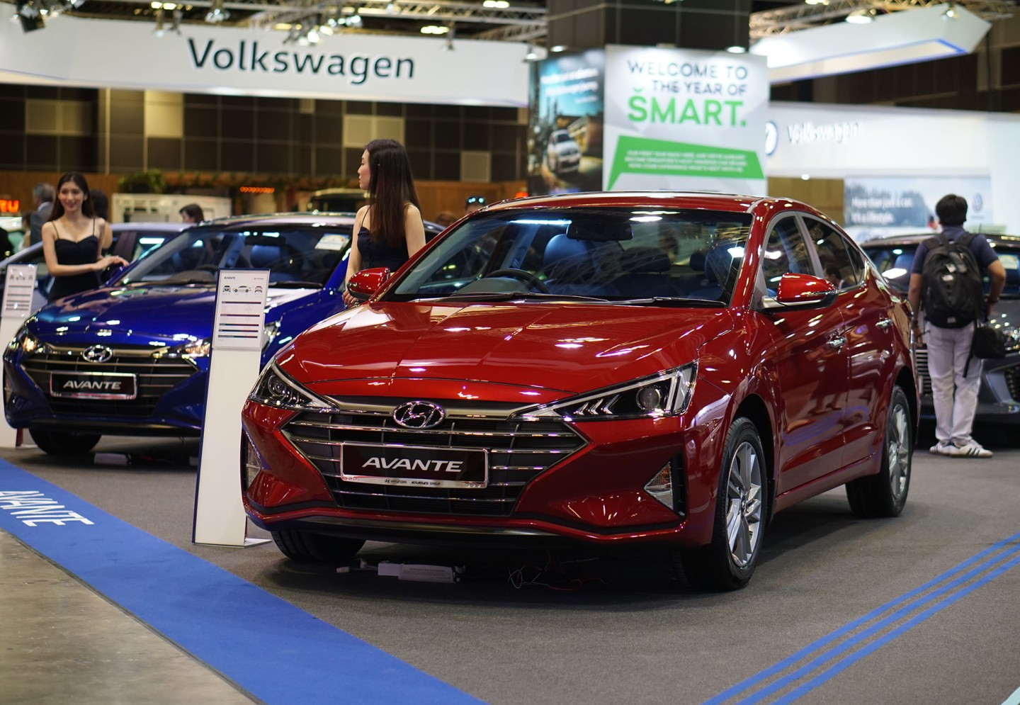 2019 Hyundai Elantra Facelift Makes ASEAN Debut In Singapore
