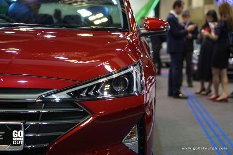 2019 Hyundai Elantra Exterior