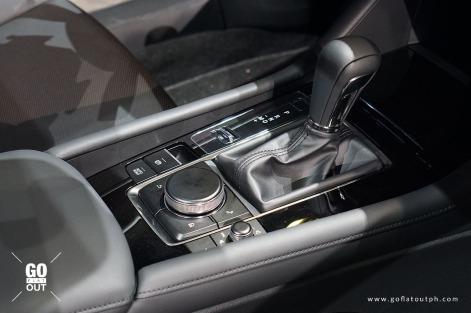 2019 Mazda 3 Sedan Interior