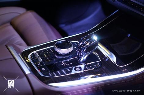 2019 BMW X5 G05 Interior
