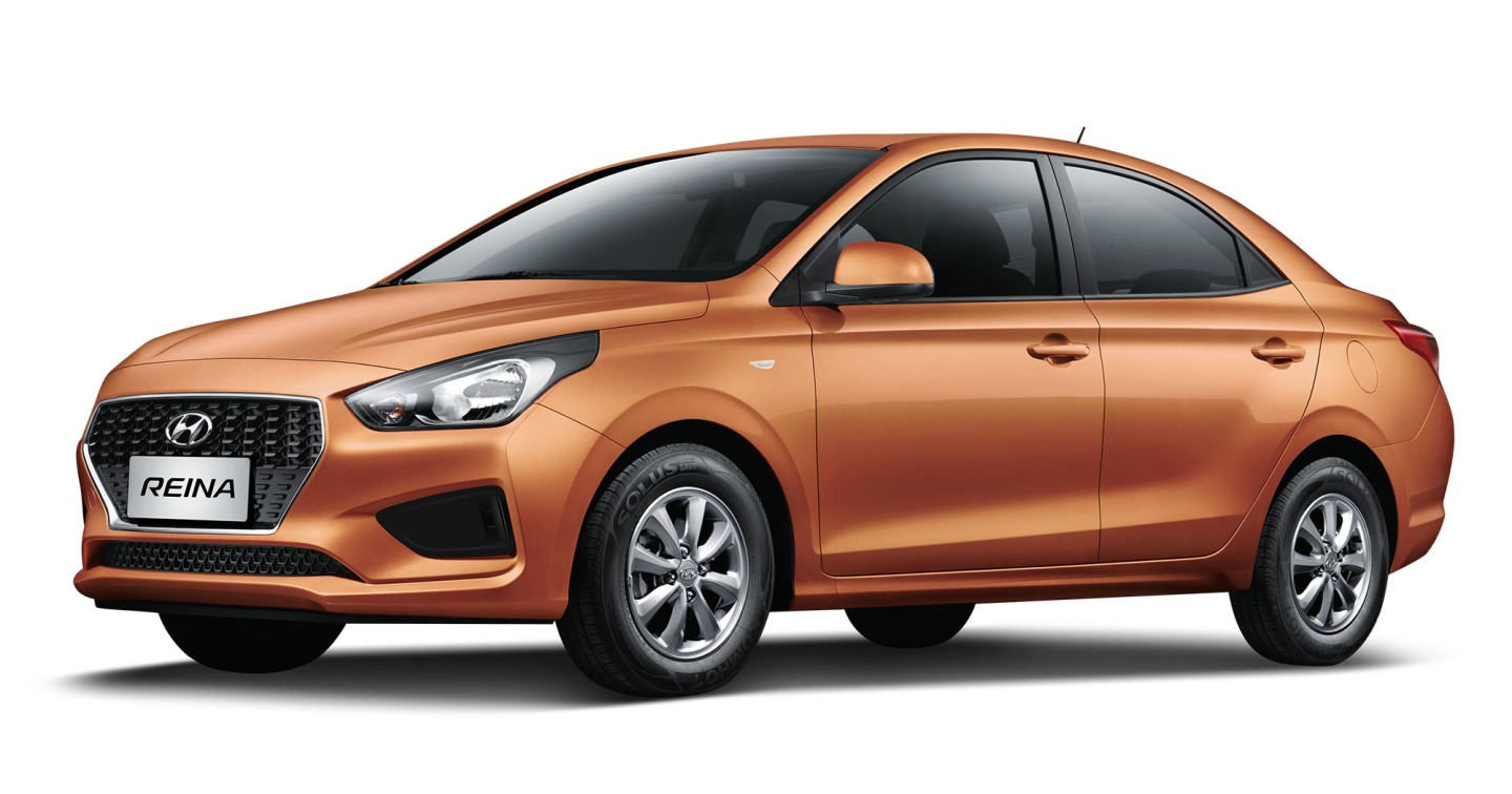 2019 Hyundai Reina Undercuts Its Kia Soluto Twin With P598K Starting Price (With Full Specs)