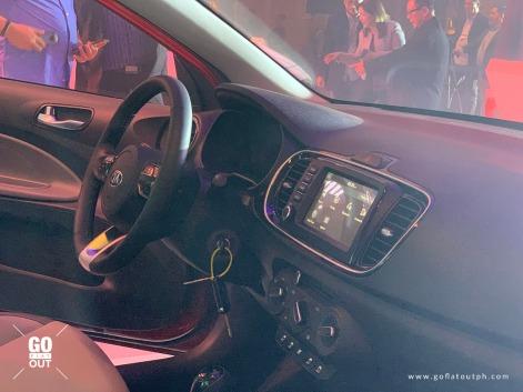 2019 Kia Soluto EX Interior