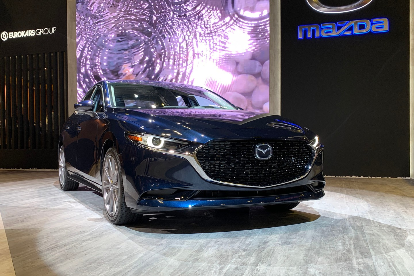 The All-New 2019 Mazda 3 Makes ASEAN Preview