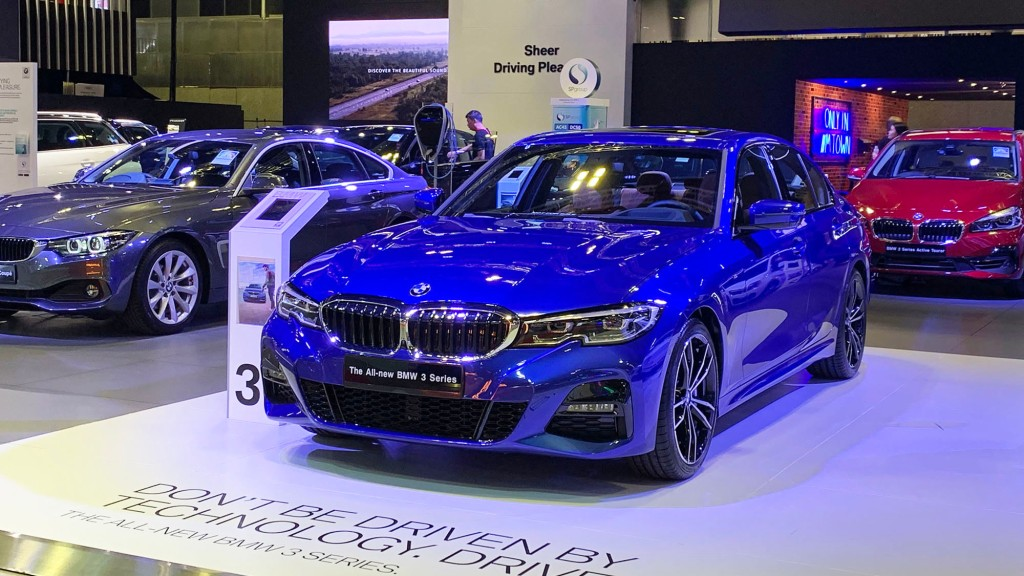 All-New G20 BMW 3 Series Makes An ASEAN Preview