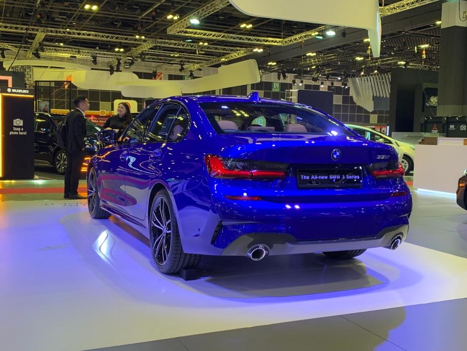 2019 BMW 3 Series G20 Exterior