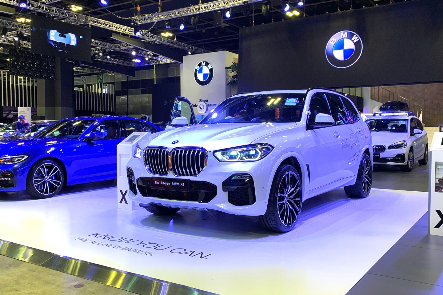 The All-New BMW X5 Makes A Big Impression For ASEAN