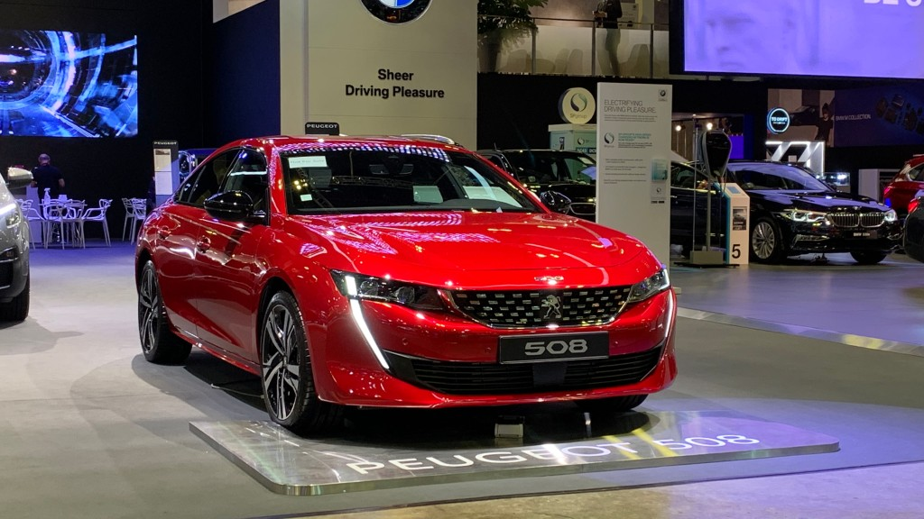 All-New Peugeot 508 Previews Its Slick Design For The ASEAN Market
