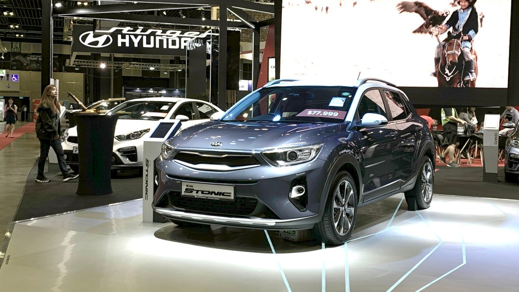 Kia Stonic Small SUV Makes An ASEAN Debut
