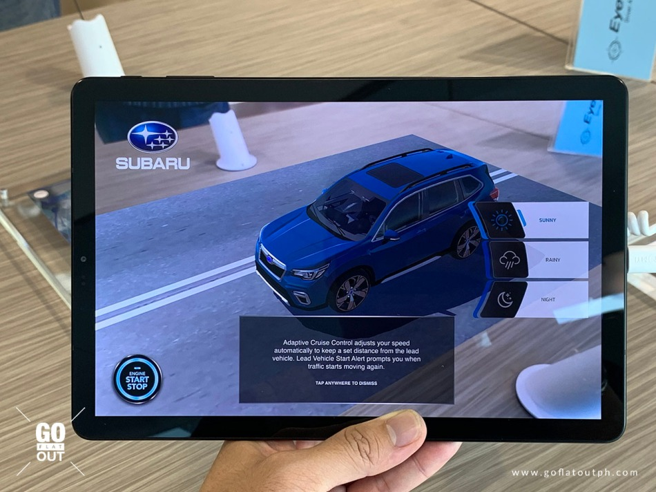 Augmented And Virtual Reality Tech Coming To A Subaru Dealer Near You