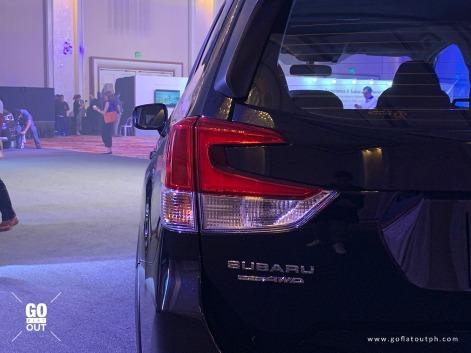 2019 Subaru Forester 2.0i-L Exterior