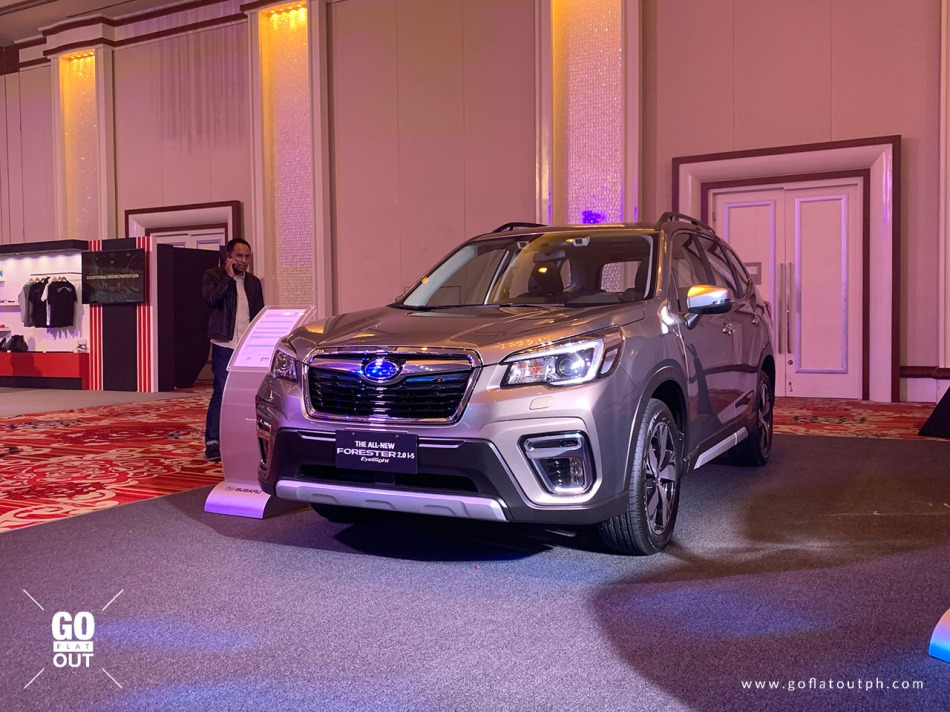 2019 Subaru Forester 2.0i-S EyeSight Exterior
