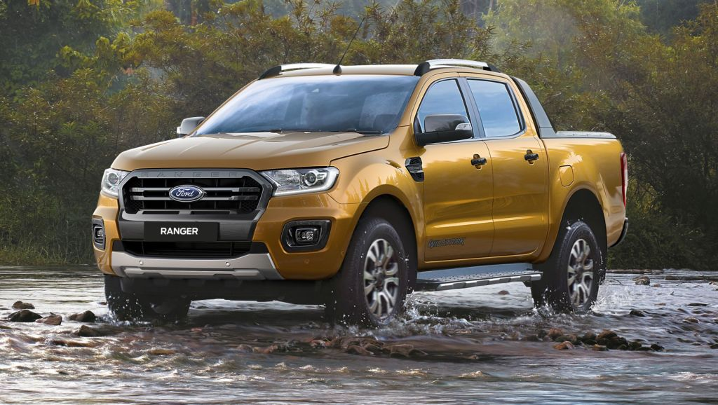 Ford Philippines' 2018 Sales Drop 36 Percent