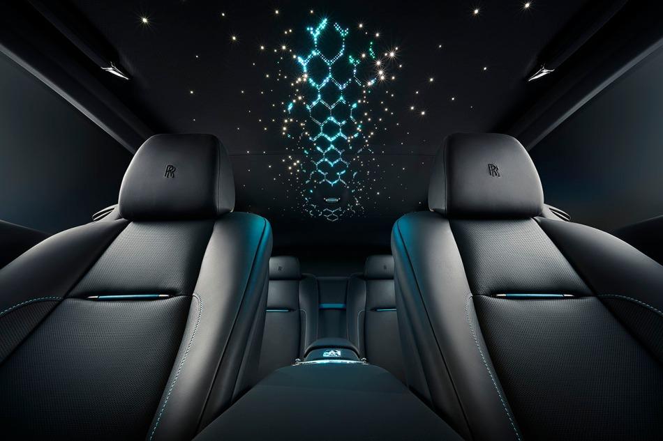 Rolls-Royce Wraith Adamas