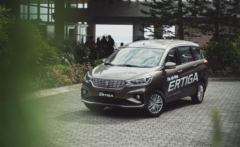 2019 Suzuki Ertiga GLX AT First Impressions
