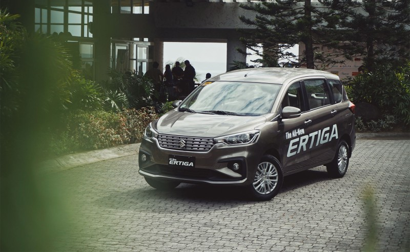 2019 Suzuki Ertiga GLX AT First Impressions