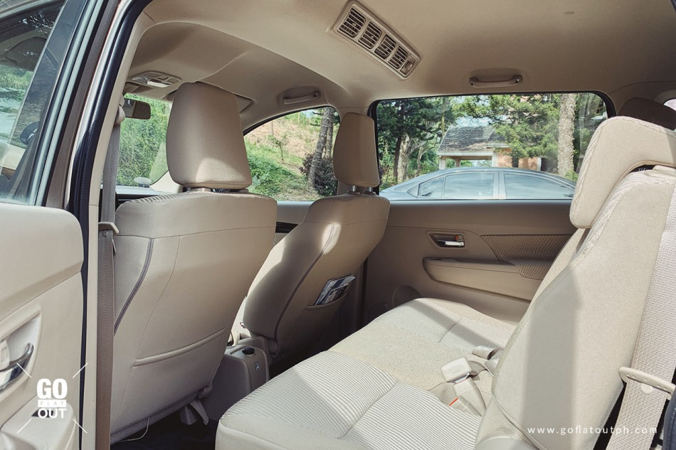 2019 Suzuki Vitara GLX AT Interior