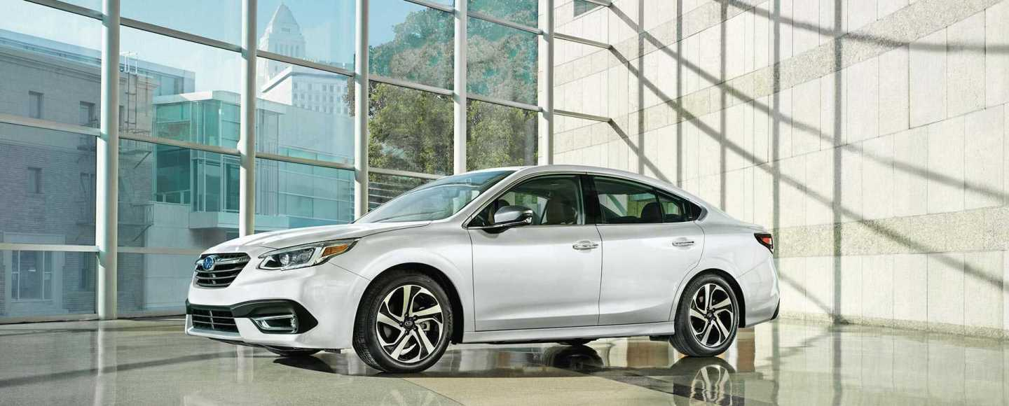 All-New Subaru Legacy Features An 11.6-Inch Portrait Screen, 260 HP Turbo Engine