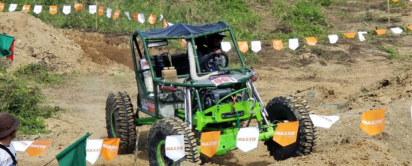 MAXXIS and NAsFOR Officially Kicks-Off The 4x4 Cup Philippines Off-Road Challenge 2019