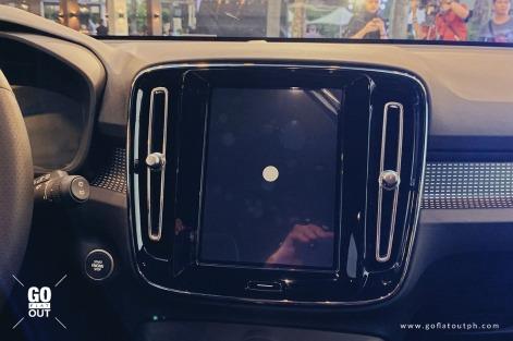 2019 Volvo XC40 T5 R Design Interior