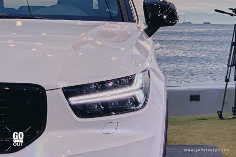 2019 Volvo XC40 T5 R Design Exterior