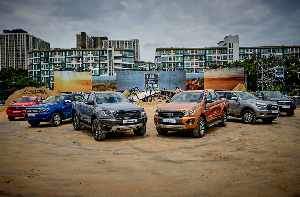 2018 Was The Ford Ranger's Best Year In The Asia Pacific Region