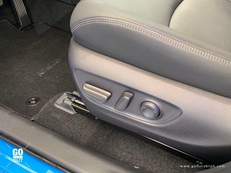 2019 Toyota RAV4 Limited Interior