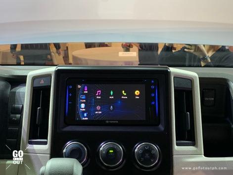 2020 Toyota Hiace GL Grandia Interior
