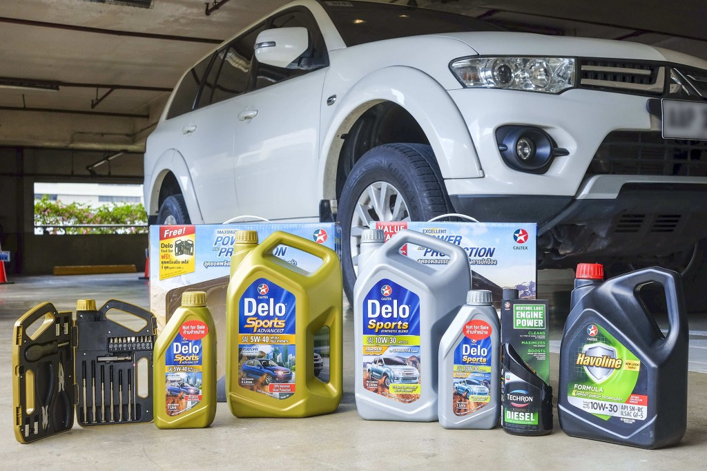 New Caltex Havoline and Delo Sports Engine Oils Are Designed For The Toughest Of Conditions