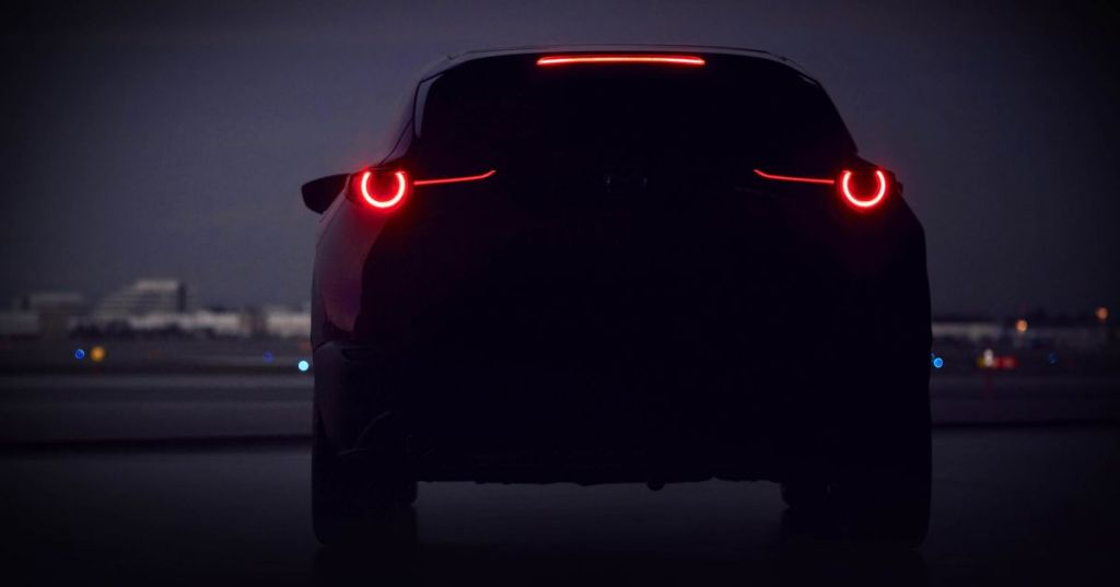 Second Generation Mazda CX-3 Teased Ahead Of Geneva Motor Show Debut