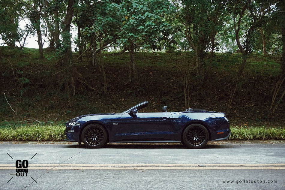2019 Ford Mustang GT Convertible Exterior