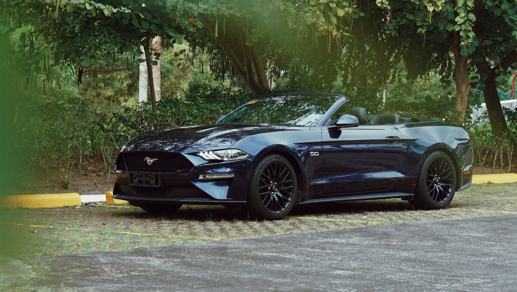 2019 Ford Mustang 5.0 V8 GT Convertible Review (With Video)