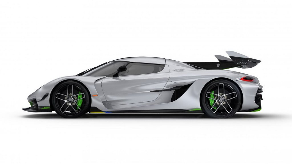 All-New Koenigsegg Jesko Is A 483 KPH Tribute To The Company Founder's Father