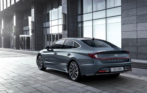 2020 Hyundai Sonata Exterior