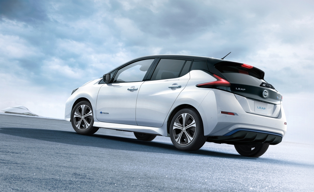 Nissan Philippines Will Launch All-Electric Leaf In 2020