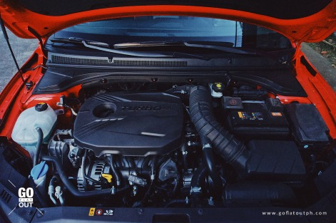 2019 Hyundai Veloster Turbo Engine