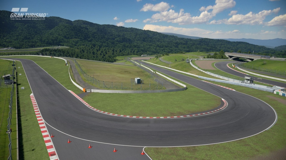 Autopolis Gran Turismo Sport