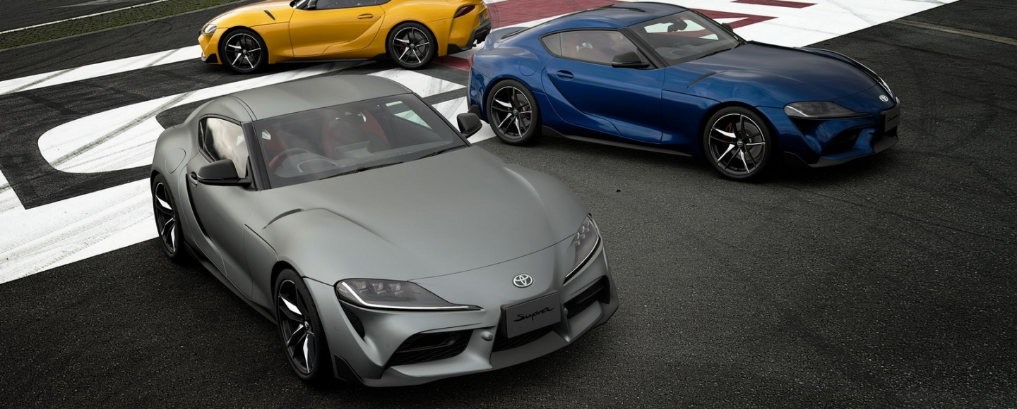 You Can Now Drive The 2020 Toyota GR Supra... Virtually