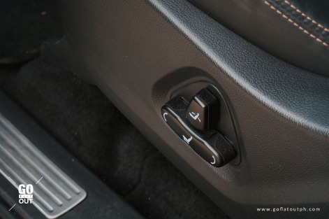 2019 SsangYong Musso 8-Way Power Adjustable Seats