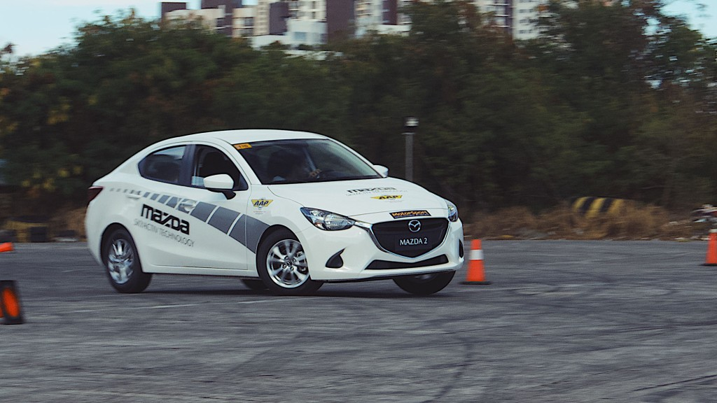 Driving A Mazda 2 Sedan With A Manual At Its Limits Is More Fun Than Driving A Supercar