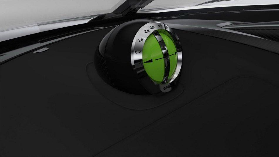 Koenigsegg Jesko Interior