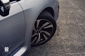 2019 Subaru Levorg 2.0 GT-S EyeSight Exterior