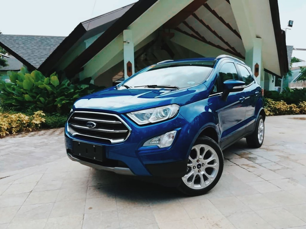 Falling In Love Again With The 2019 Ford EcoSport 1.0 EcoBoost Titanium