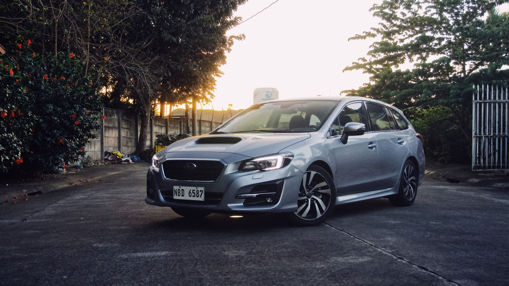 2019 Subaru Levorg 2.0 GT-S EyeSight Review