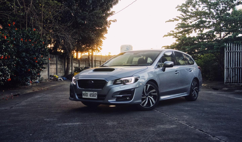 2019 Subaru Levorg 2.0 GT-S EyeSight Review