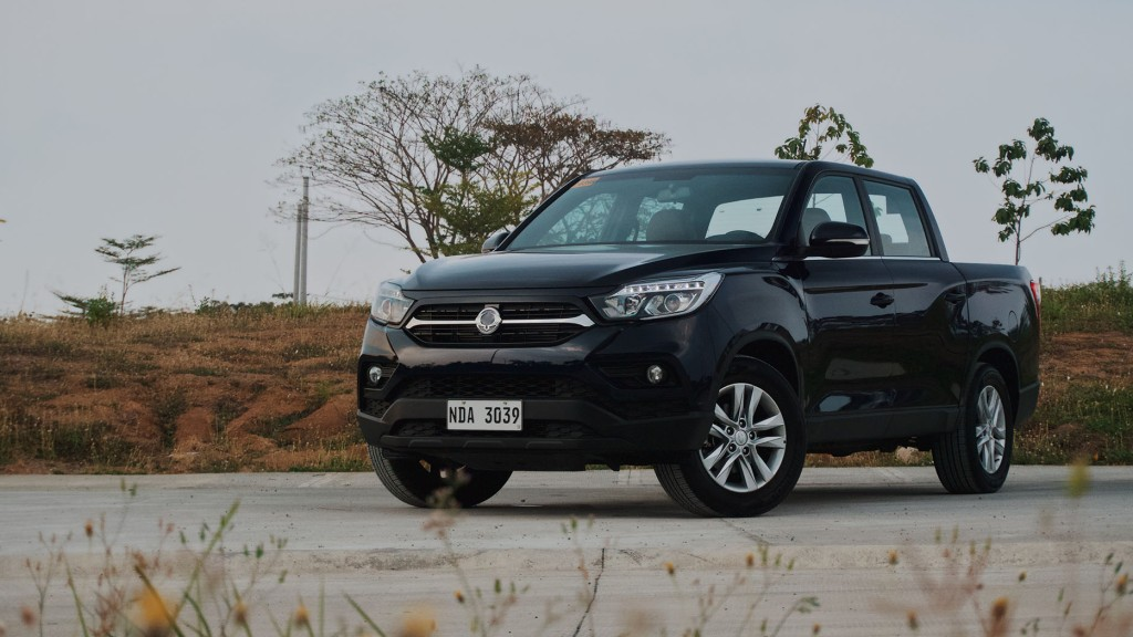 2019 SsangYong Musso 2.2 4x2 AT Review