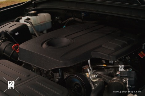 2019 SsangYong Musso 2.2 4x2 AT Engine