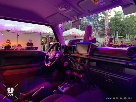 2019 Suzuki Jimny GL Interior