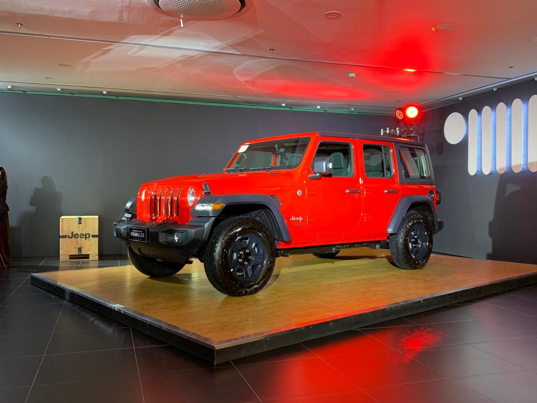 All-New Jeep Wrangler Treks To Manila With P3.5M Starting Price