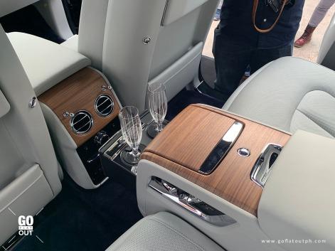 2019 Rolls-Royce Cullinan Interior