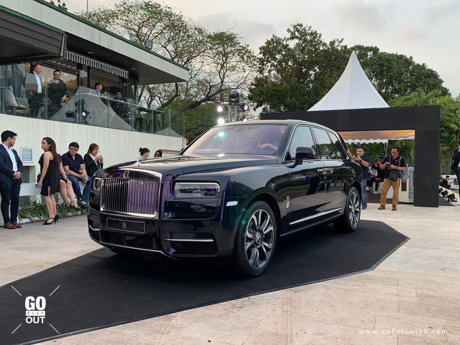 2019 Rolls-Royce Cullinan Exterior